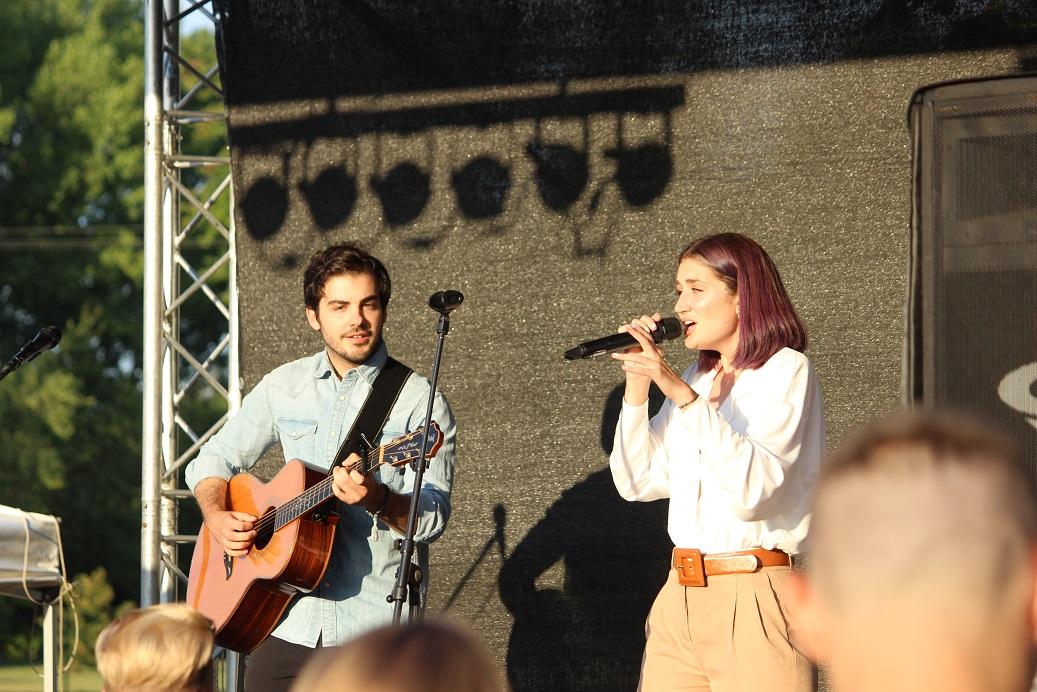 Margaret Island koncert 2020. július