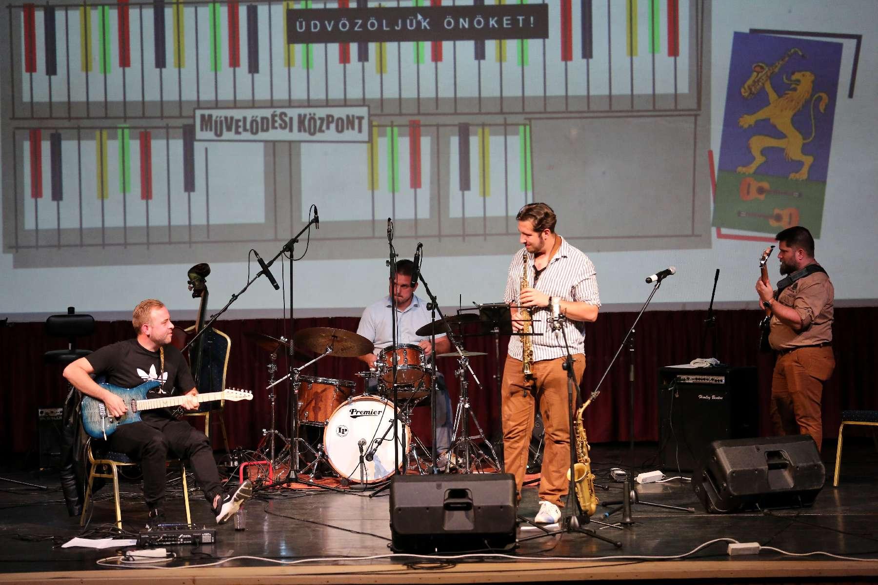 Nyolcadik Dzsessz Találkozó briliáns zenészekkel